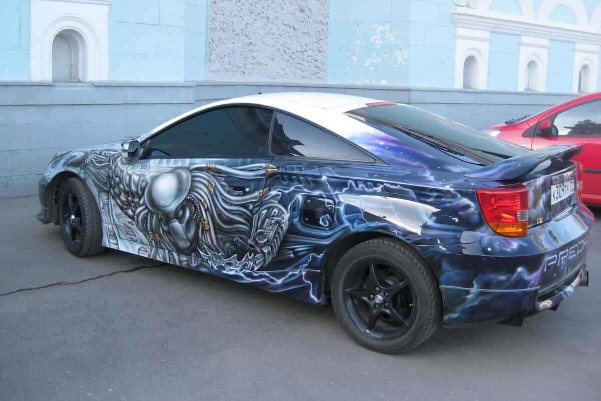 Automotive-Airbrushing