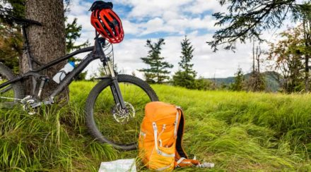 Niche Idea: Bikepacking