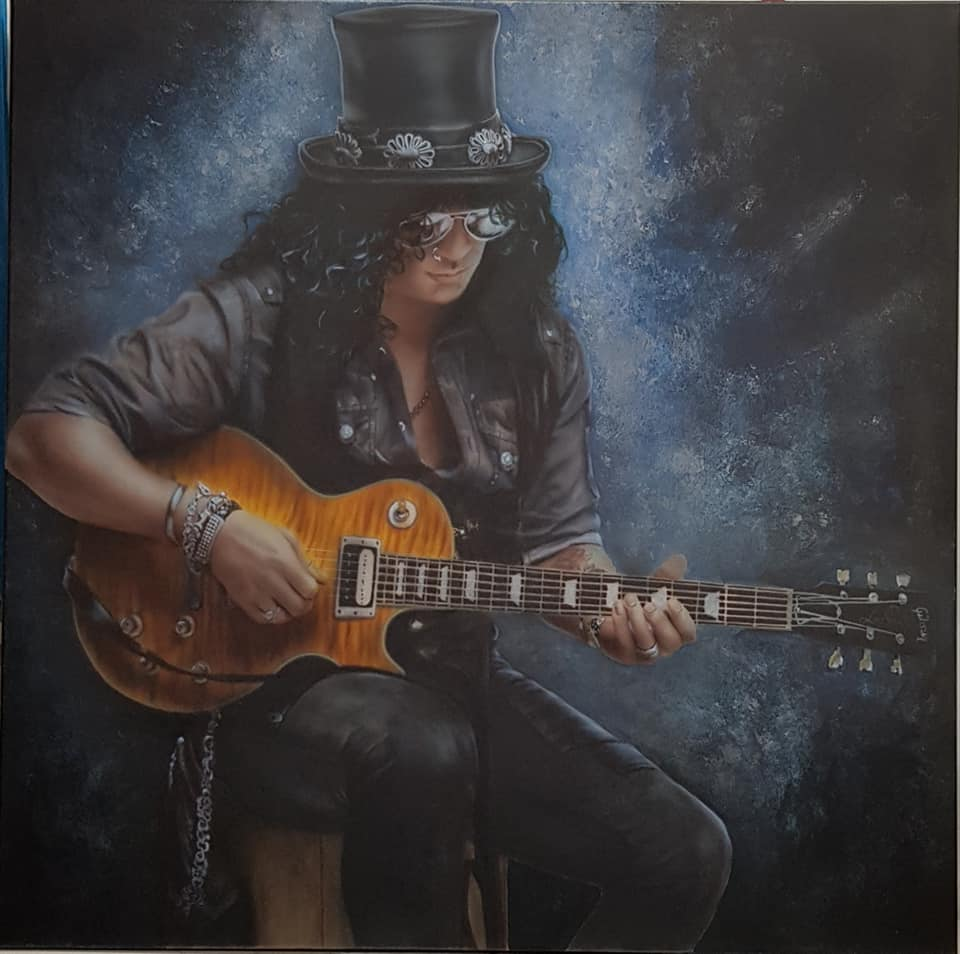 Slash-Airbrush-Art