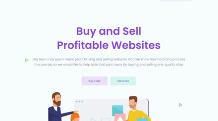 Using Motion Invest to Sell My Niche Website [Review]